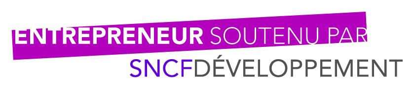 Entrepreneur soutenu par SNCF Développement